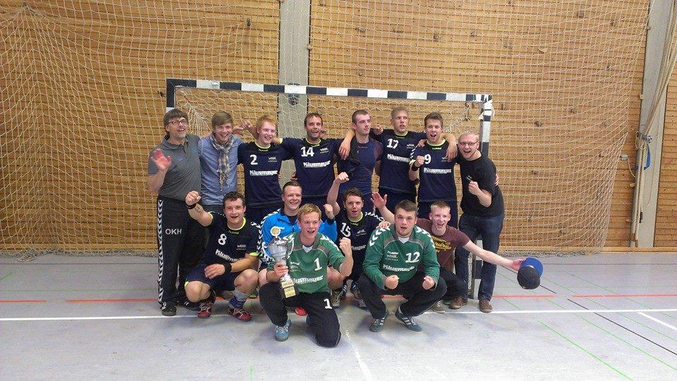 Letztes Jahr konnte unsere 1. Herren das Turnier gewinnen!