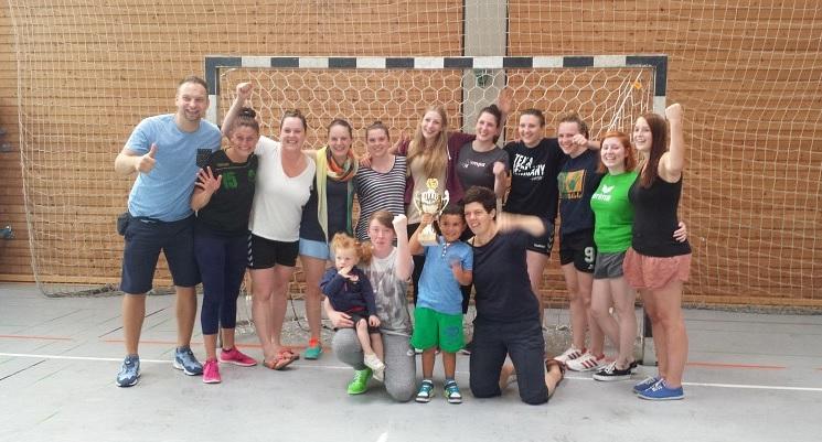 Sieger des Ursel-Brey-Cup - Tus Müssen/Billinghausen